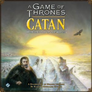 A Game of Thrones : Catan - Brotherhood of the Watch